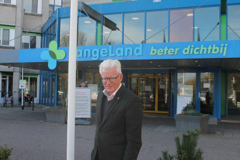 Bart Bakker bestuurslid fondsenwerving Vrienden LangeLand Ziekenhuis